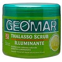 意大利全进口GEOMAR吉儿玛 亮泽身体磨砂海盐(柠檬香味)600g(进)