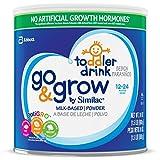 Similac 雅培 Go & Grow 婴幼儿奶粉 Large Size Powder 24 盎司(680g)(6罐装) (适用年龄:12-24月)?