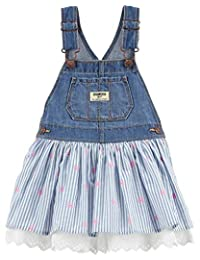OshKosh B'Gosh 女婴花朵图案套衫,尺码 6 个月