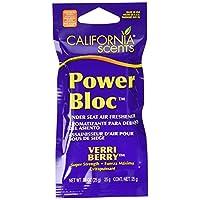 加利福尼亚 scents POWER BLOC , verri 浆果,4盎司(6支装)