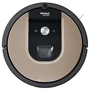 iRobot 艾罗伯特 961扫地机器人 智能导航 家用全自动 960扫地机吸尘器 美国 (亚马逊自营商品 供应商配送 极速发货)