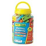 Educational Insights Phonics Dominoes - 短元音