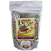 Hawaii's Local Buzz 澳洲堅果,香草脆, 9 盎司(255克)