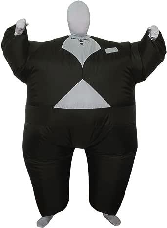 AltSkin Mega Suit 充气 Zentai 服装