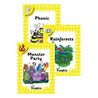 Jolly Phonics Readers, Complete Set Level 2: In Precursive Letters (British English edition)