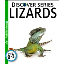 Lizards (Discover Series) (English Edition)