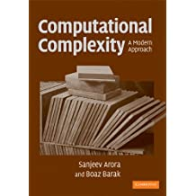 Computational Complexity: A Modern Approach (English Edition)
