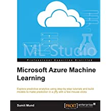 Microsoft Azure Machine Learning (English Edition)