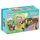 PLAYMOBIL® PRU & Chica 林达与马车玩具组合,多色
