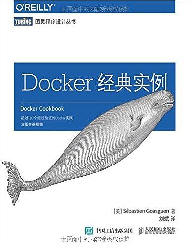 Docker经典实例封面