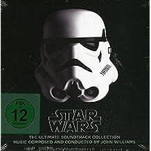 进口CD:星际大战(典藏纪念版)/约翰威廉斯 Star Wars:The Ultimate Soundtrack Collection/John Williams(11CD)88875167302