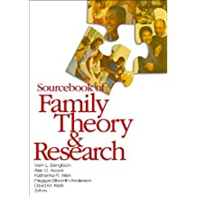 Sourcebook of Family Theory and Research (English Edition)