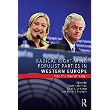 Radical Right-Wing Populist Parties in Western Europe: Into the Mainstream? (Extremism and Democracy) (English Edition)