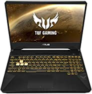 ASUS 华硕 游戏笔记本电脑 TUF Gaming FX505DT (AMD Ryzen7 3750H + Radeon RX Vega 10 显卡 /16GB・SSD 512GB/15.6英寸/青铜色/Web相机/M