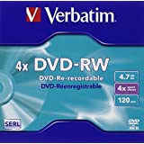 Verbatim DVD-RW 4.7GB - 1件