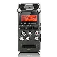 Aigo 爱国者 录音笔8g声控录音远距离降噪mp3播放器R6620(灰色)