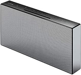 Sony 索尼 CMT-X3CD 微型 HiFi 音箱系统(CD, USB, 蓝牙 20 Watt),白色