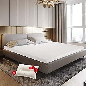 下单立减200元 送两个雪花枕Nittaya妮泰雅原装天然乳胶床垫 双人乳胶床垫 10*150*200cm厚度榻榻米床褥