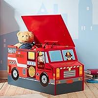 Fantasy Fields TD-12507A 玩具箱,红色