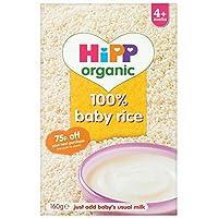 HiPP喜宝 一段婴儿米粉 适合1到4个月婴儿160克(4包)