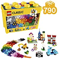 LEGO 乐高经典 10698 - 大号积木盒