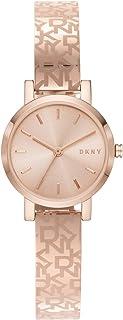 [DIKENVI] 手表 SOHO NY2884 女款 正规进口商品 玫瑰金