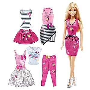Barbie 芭比 设计搭配礼盒DKY29