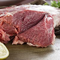 FuMeiBest 福美优选 去骨羊后腿1000克*2份 内蒙古锡盟新鲜生鲜羔羊肉 顺丰包邮