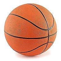 HOWBOUTDIS 7 英寸迷你橡胶篮球 - 非常适合儿童 - 派对 - 室内/室外或游泳池边,逼真的橡胶握把,派对的*选择