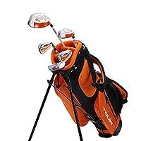 DUNLOP登路普 儿童高尔夫套杆 TOUR JUNIOR男女童 全套球杆配包 5-8岁