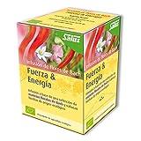 Salus 巴赫花茶 力量和能量 15个茶包, 2件装(2 x 30克)