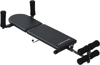 ALINCO 全身伸展器具 伸缩性 背部肌肉 驼背 * 脊柱 * 下垂 牵引 放松 拉绳 伸腰 银色 FA1000A