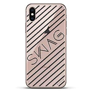 奢华隐形,酷炫设计,钢化玻璃LUX-IMXGL-SWAG1 LIFESTYLE: SWAG STRIPED 透明