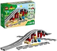 LEGO 乐高] 得宝系列 火车桥梁与轨道 10872 *玩具 积木拼搭玩具