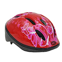 BELL BELL 头盔 儿童用 变焦 2 ZOOM2 红色蝴蝶 7072836