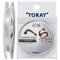 东丽(TORAY) 线条 将鳞 刮刀 *专业弗洛哈里斯 75m 0.6号 自然