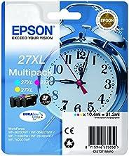 Epson 闹钟 27 号墨盒 XL High Capacity Multi Pack