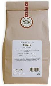 The Tao of Tea Ujaala, Certified Organic Ayurvedic Tea, 1-Pound