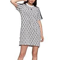 adidas 阿迪达斯 女士 Tee Dress 长袍