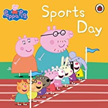 Peppa Pig Book: Sports Day (English Edition)