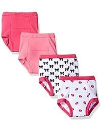 Luvable Friends Baby 4 Pack Training Pants Ladybugs 3T