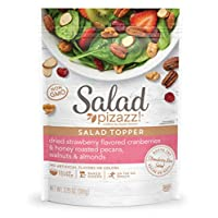 Salad Pizazz Strawberry Cranberry Honey Nut, 3.75 Ounce (Pack of 12)