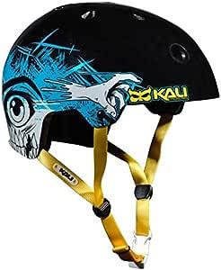 Kali Protectives Maha Monster Helmet, Black, Large