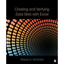Creating and Verifying Data Sets with Excel (English Edition)