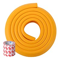 Pearhead 婴儿 环保 加厚 安全 防撞条 6米 配3M双面胶 FT0306 黄色
