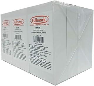 Fullmark N641PE 尼龙打印机丝带兼容替换 Star SP 700/712/742,紫色,12 件装