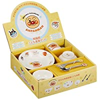 金正陶器 面包超人 兒童餐具禮盒 M 074740
