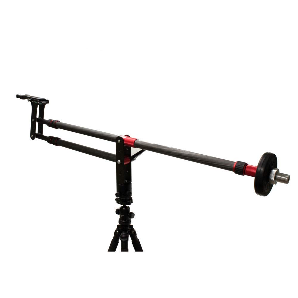 Cablem、Kräneデジタル一眼レフDVビデオ撮影や光学ながら110 cmの拡張