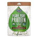 Garden of Life 生命花园 蛋白粉 膳食补充剂 素食主义 植物蛋白粉 巧克力味 9.7盎司 (约 276 克)