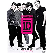 One Direction: Where We Are: Our Band, Our Story: 100% Official (English Edition)